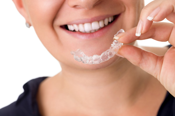 Teeth Straightening with Aligners