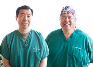 Dr. Joe You & Dr. Clifford Chan